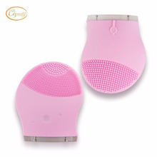 Silicone Electric Facial Cleansing T-Sonic Brush Face Skin Cleanser Care Massage from Mythsceuticals ultrasonic face care brush eletrical facial cleansing massage tool machine facial brush clari pore sonic cleanser