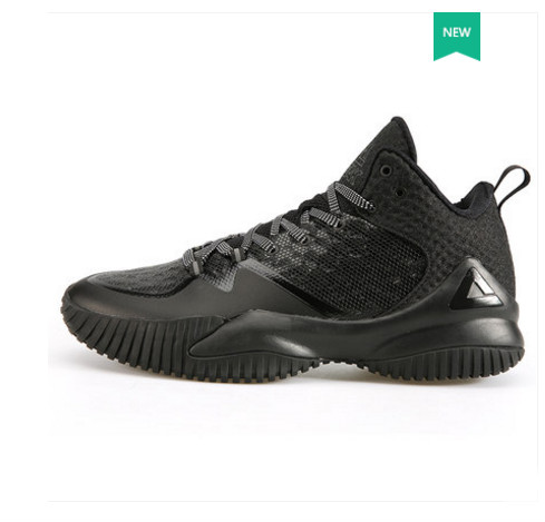Peak 2018 autumn new basketball shoes male middle help breathable support field combat sports men's shoes new help in basketball shoes hip hop sports running shoes