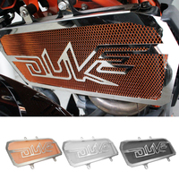 For Ktm Duke 125 200 duke125 Motorcycle Accessories Parts Stainless Steel Radiator Grill Guard Cover Protector Cnc Motorbike