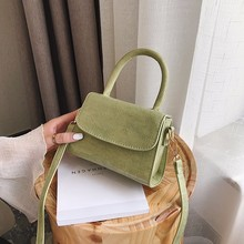 купить 2019 Women Small Leather Handbags High Quality Sac A Main Crossbody Bags For Women Leather Messenger Bags Strap Shoulder Bag Sac дешево