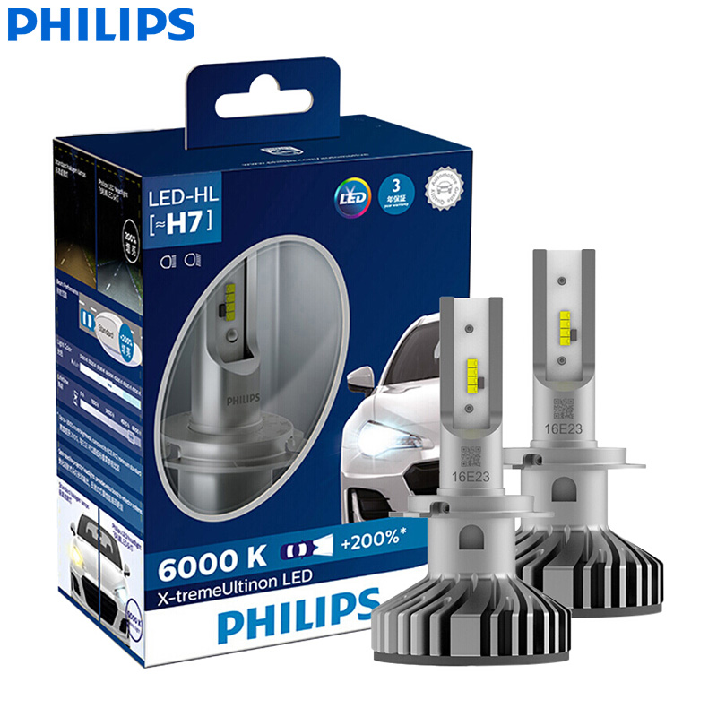 Philips X Treme Ultinon Led H7 12v