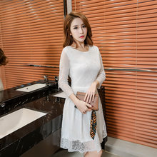 0131aa6105 MUXU verano vestidos sexy vestido de gasa blanca lentejuelas sukienka patchwork  vestido ropa mujer elbise ropa en línea de la ti.