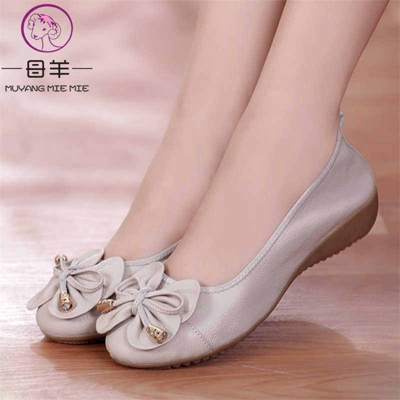 Colors Loafers Ladies Shoes Women Flats