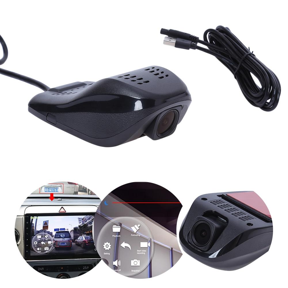 Original Mini Car DVR Camera Dashcam Full HD Video Registrator Recorder G-sensor Night Vision Dash Cam Android System USB DVR gt2000 auto registrator 3 inch full hd 1080p dash cam car dvr 170 degree h 264 video g sensor video recorder camera