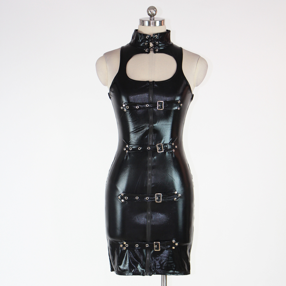 dress correst pvc Rubber latex