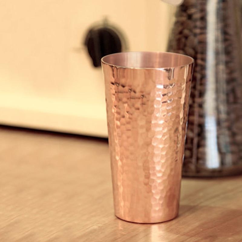 Медная Порошковая чашка Wenxiang чашка измельчитель кофе порошок ручной порошок чашка кофейная пудра чашка кофемолка Аксессуары 250 мл