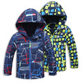 New Spring Autumn Children Baby Boys Girls Coats Sport Casual Kids Jackets Double-deck Waterproof Windproof  Jackets