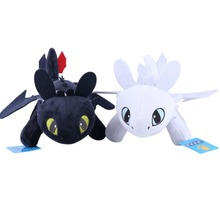 25cm-30cm Toothless Night Fury Plush How To Train Your Dragon plush toy doll