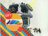 05035 3804pcs Star Classic Series Wars Death And Star Building Blocks Compatible With 10188 Toys Children