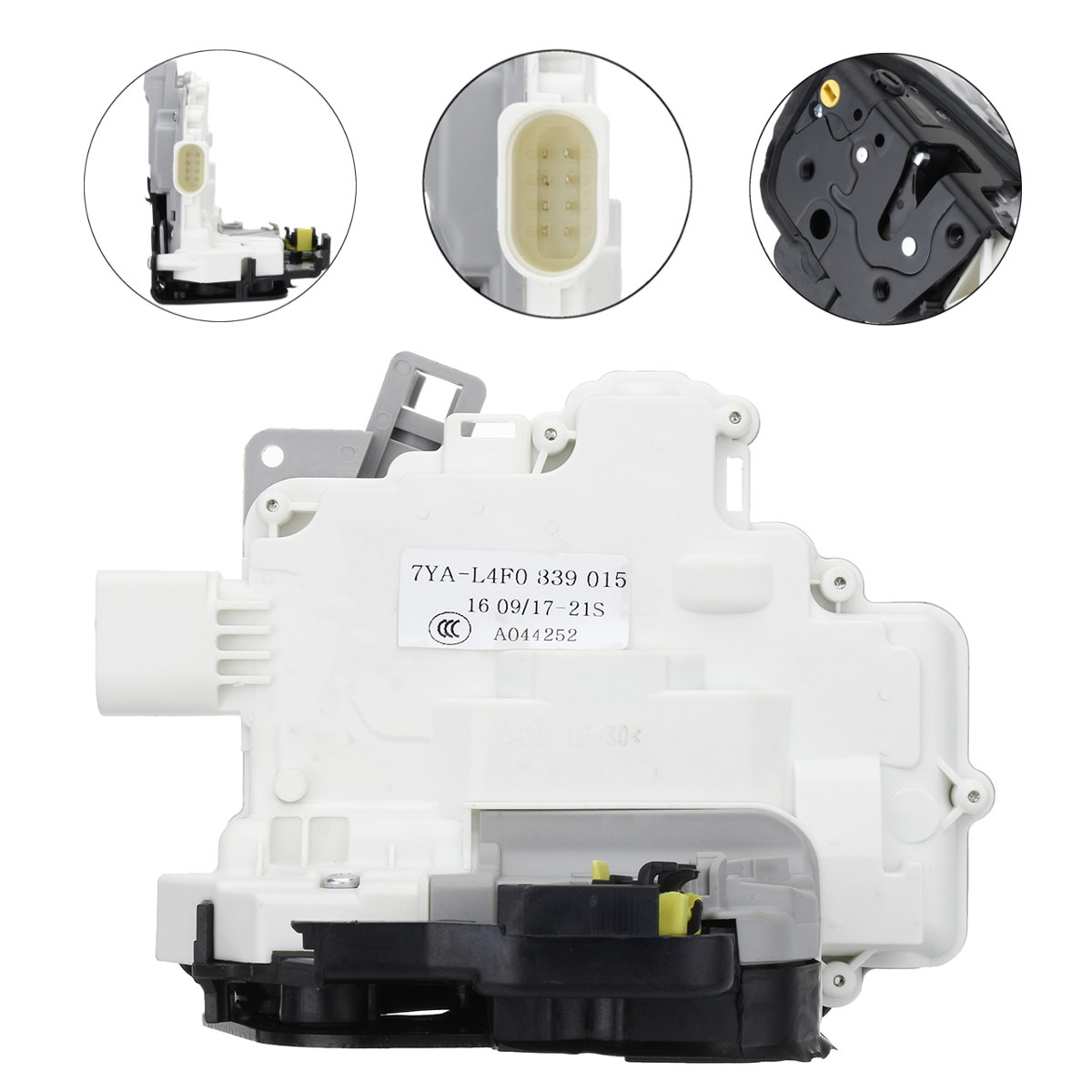 4F0839015 Rear Left Power Door Lock Actuator For AUDI A3 A6 C6 A8 RS3 RS6
