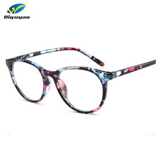 f99be342e8 2018 NEW Fashion Women Glasses Frame Men Eyeglasses Frame Vintage Round  Clear Lens Glasses Optical Spectacle Frame