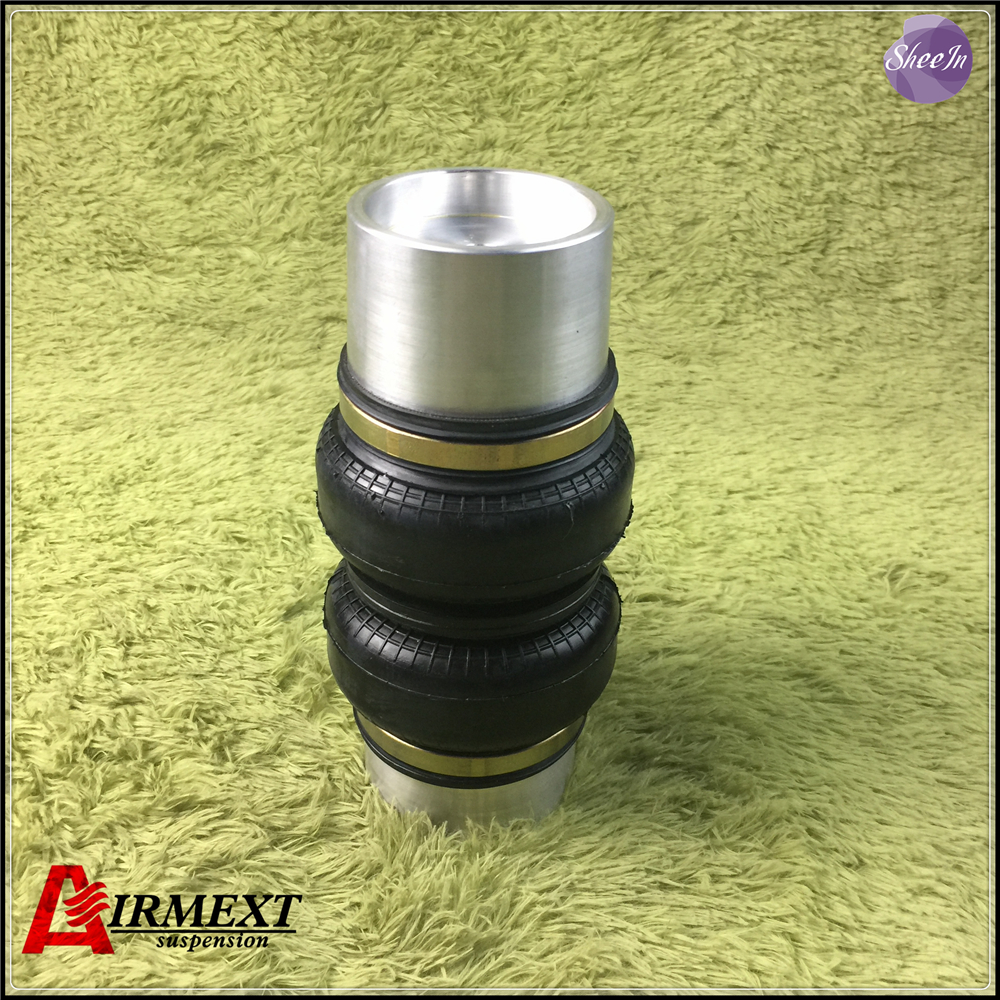 H.yundai SONATA 8&9 gen / Rear bellow type air spring/Air suspension Double convolute rubber airspring/airbag shock absorber fit bravada envoy trailblazer 9 7x gen ii rear air suspension spring 148g 15 hd