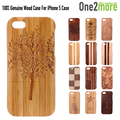 High Quality 100% Genuine Wood Case For iPhone 5 SE Case Vintage Luxury Hard Back Cover Case Protector For iphone 5 5S SE