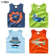 0179ef6bb Verano niños camiseta dibujos animados niños ropa interior modelo algodón  niñas Camisetas Bebé camisola camisas para niños ropa