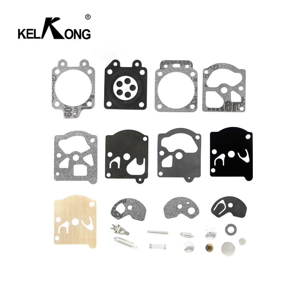 CARBURETOR REBUILD KIT K10-WAT WALBRO WT WA DIAPHRAGM MEMBRAN GASKET CHAINSAW