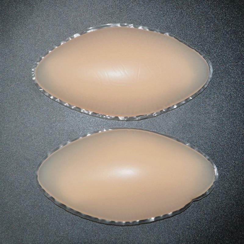 Sexy Women Silicone Bra Inserts Transgender and Crossdressing Push Up Bra Pads Enhancer Breast Pads Insert Breast