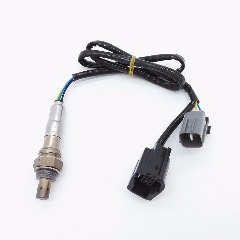 Oxygen Sensor For Mazda 3 BK 7/06 on L3 4 Cyl 2.3L Turbo 2-Plug Type L33X188G1 antique brass bathroom basin faucet dual cross handles single hole deck mounted vessel sink gooseneck mixer taps wnf006