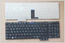 Nuevo teclado para samsung r700 r710 gr e172 np-e172 alemán teclado del ordenador portátil negro