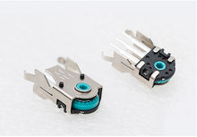2pcs TTC encoder for Cyborg Mad catz R.A.T.3/5/7/9/M.M.O.7 Saitek 7mm green core encoder mouse wheel accessories(China)