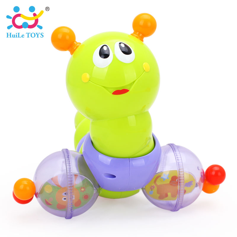 HUILE-TOYS-686-Baby-Toys-Push-Pull-Baby-Walks-Toys-Worm-Horizontal-Slide-Infant-Kids-Early-Development-Single-Rod-Hand-Pushed-2
