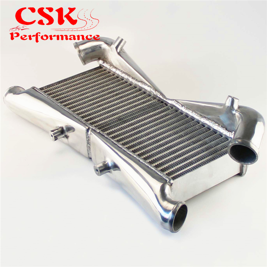 300zx Twin Turbo Dual Intake: Front Mount Intercooler For Nissan 300ZX Twin Turbo
