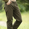 Free Army Brand Men Pants Full Length Military Light khaki Long Pants Joggers Sweatpants Blank Trousers Men's Clothing MK76627