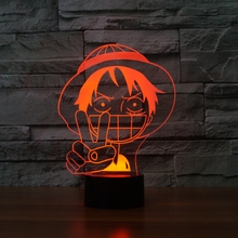 One Piece LED Night Light