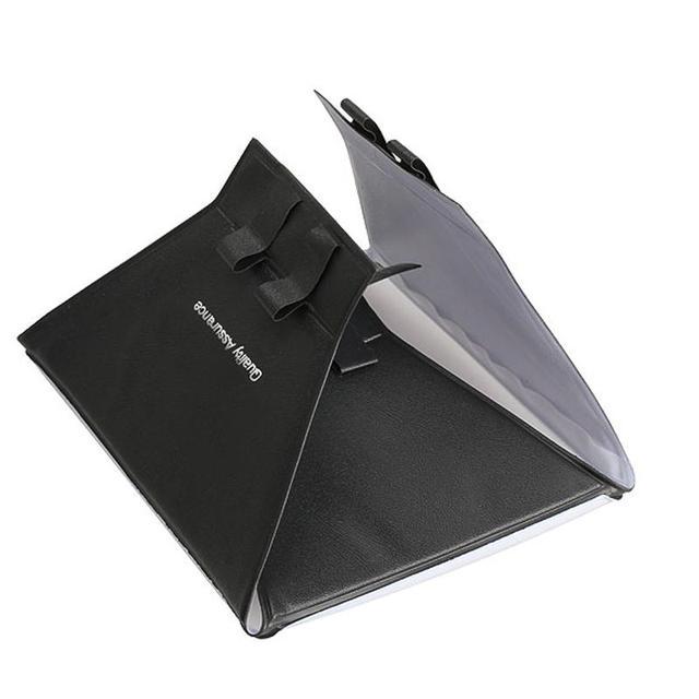 Portable Photography Soft Box Softbox Kit Flash Diffuser for Canon Nikon Sony Pentax Olympus Sigma Minolta DSLR Speedlite Flash