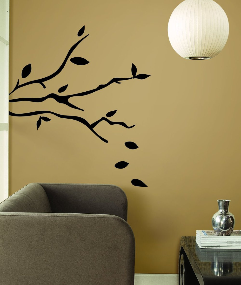 ... RoomMates Tree Branches Peel U0026 Stick Wall Decals ...