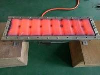 Quemador infrarrojo de fibra de Gas de malla de acero inoxidable quemador de Gas infrarrojo no cerámico quemadores de Gas personalizados