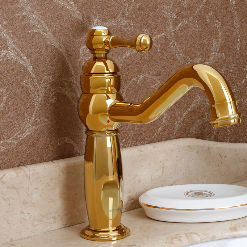 brass Stage basin bath room special toilet bowl faucets cold and hot wash the whole copper Europe retro Basin Faucetsbrass Stage basin bath room special toilet bowl faucets cold and hot wash the whole copper Europe retro Basin Faucets