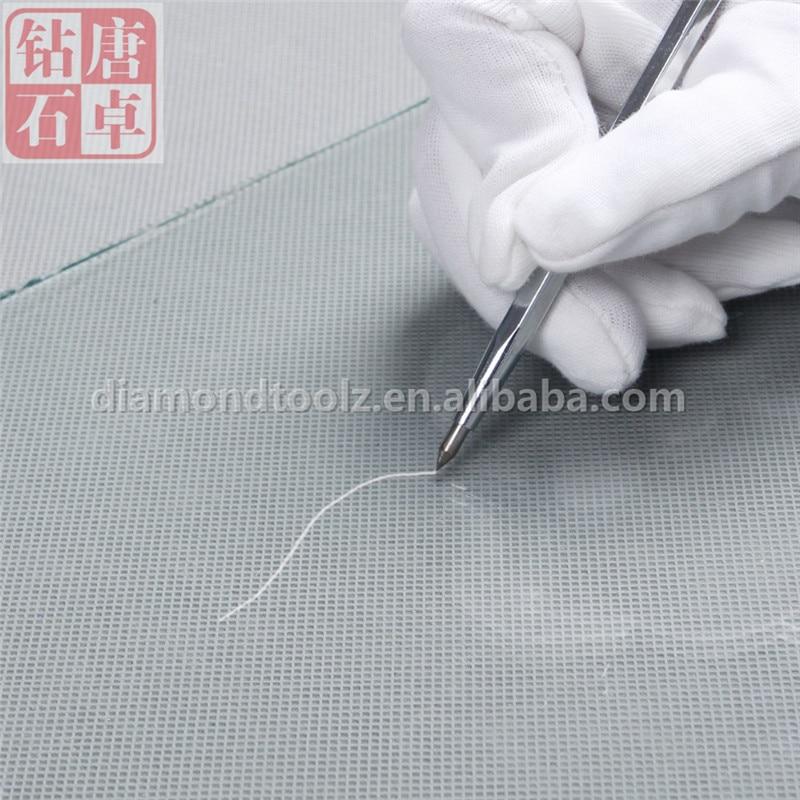 Talentool spedizione gratuita 10 pz / set carburo di tungsteno punta di vetro scriber penna incisione penna scrittura incisione su vetro metallo pietra