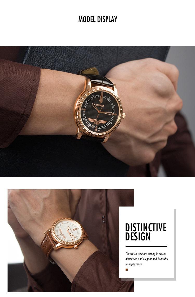 HTB1fuk7SFXXXXaKXVXXq6xXFXXX9 YAZOLE Wrist Watch Men Top Brand Luxury