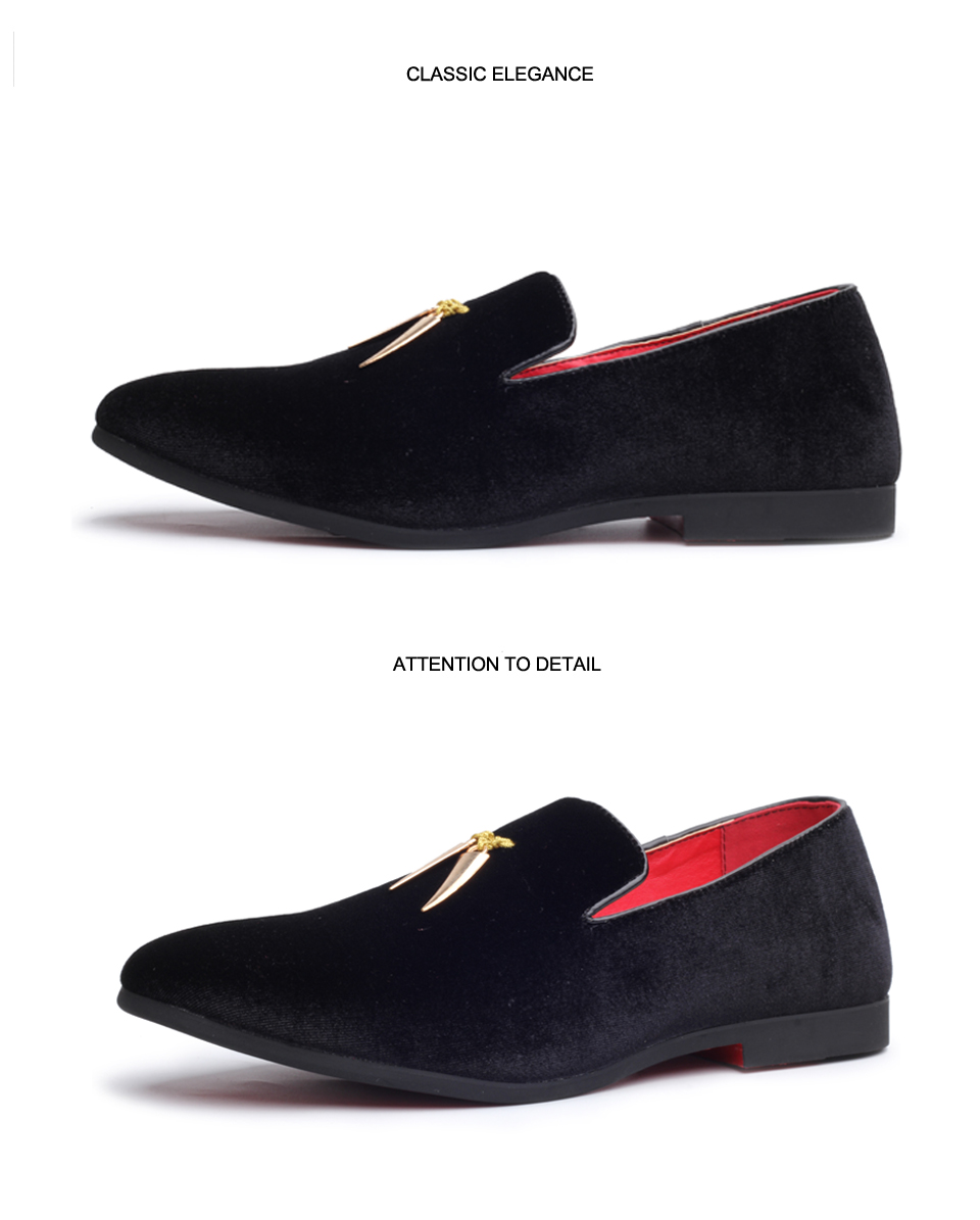 sapatos masculinos primavera casual foice camurça sapatos
