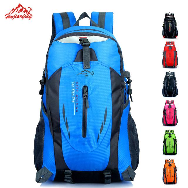 Waterproof Hiking & Climbing Bag 30L