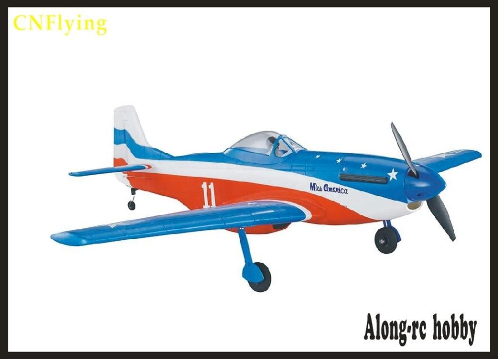 EPO طائرة warII RC طائرة RC نموذج هواية لعبة جناحيها 1016 مللي متر p 51 P51 موستانج مقاتلة (يكون كيت أو PNP مجموعة)-في طائرات تعمل بالتحكم عن بعد من الألعاب والهوايات على  مجموعة 1
