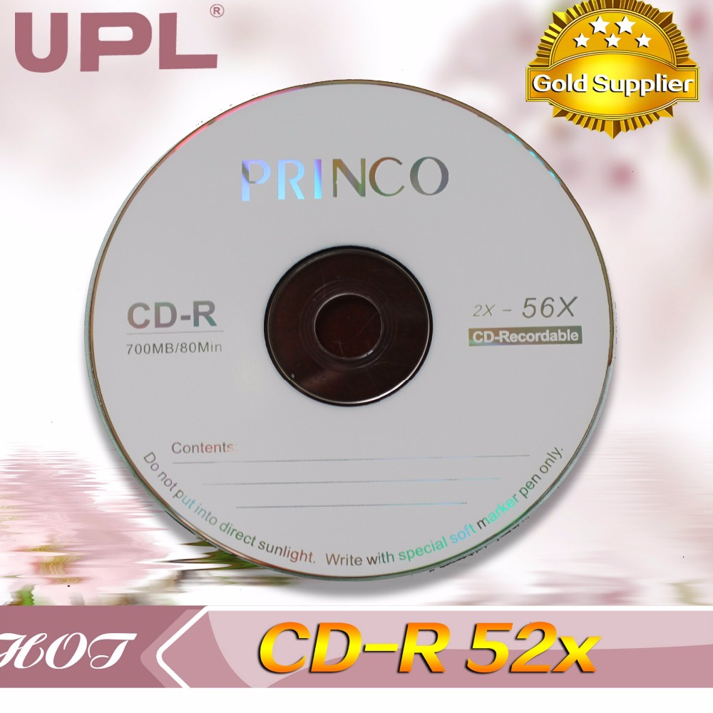 CD-R Maxell Audio Music 32x 80 Minute 700MB Player Blank Media Durable 30 Pack