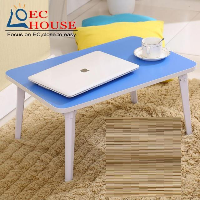 is still decorated notebook comter used on bed dormitory artifact lazy folding simple learning desk table FREE SHIPPING