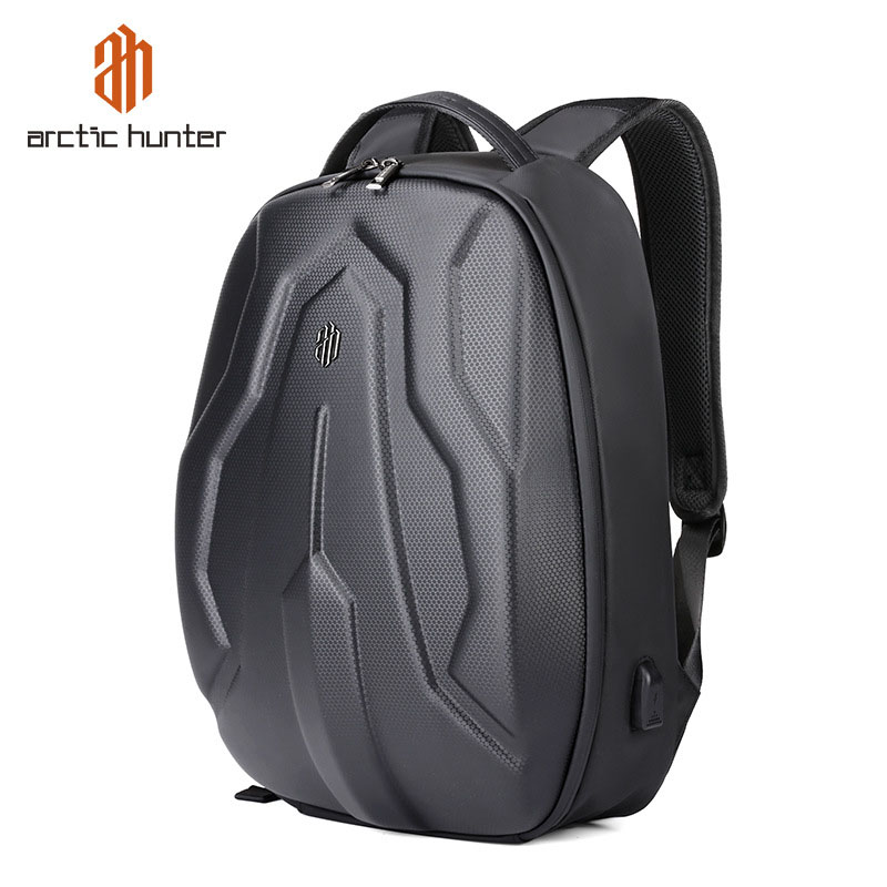ARCTIC HUNTER 15.6inch Waterproof Anti Theft Laptop Men's Bag Sport Travel Business Notebook Male Backpack Schoolbag Pack 2019