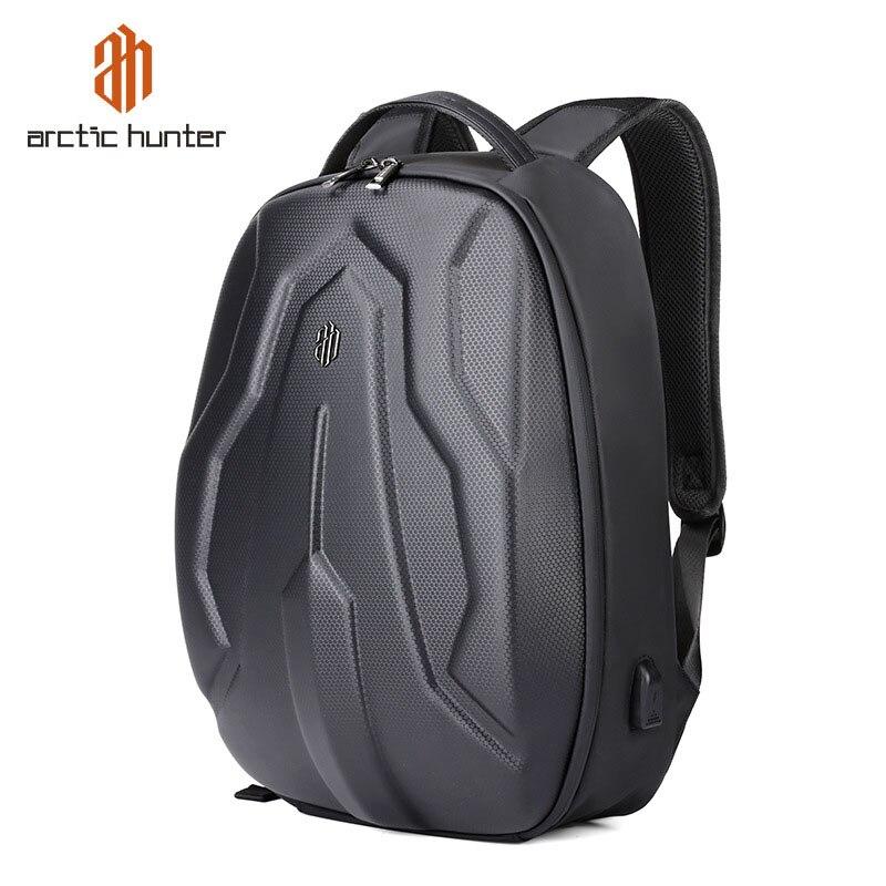 Arctique HUNTER 15.6 pouces étanche Anti-vol ordinateur portable sac pour hommes Sport voyage affaires cahier mâle sac à dos cartable Pack 2019