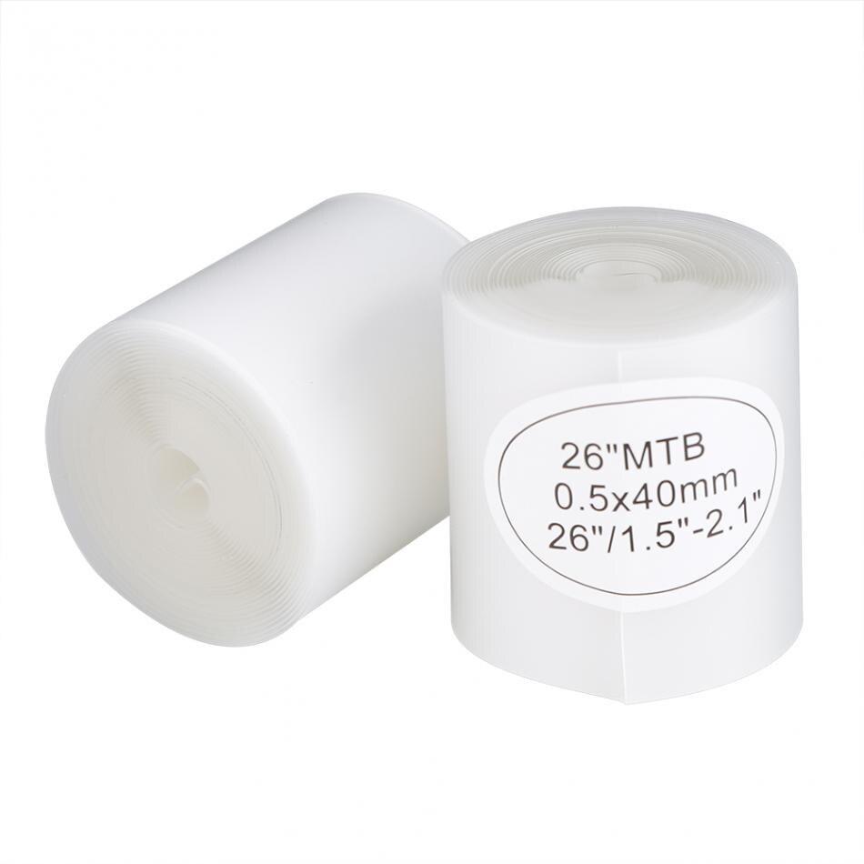 2pcs MTB Bike Bicycle Tire Liner Puncture Proof Tap 700C 26