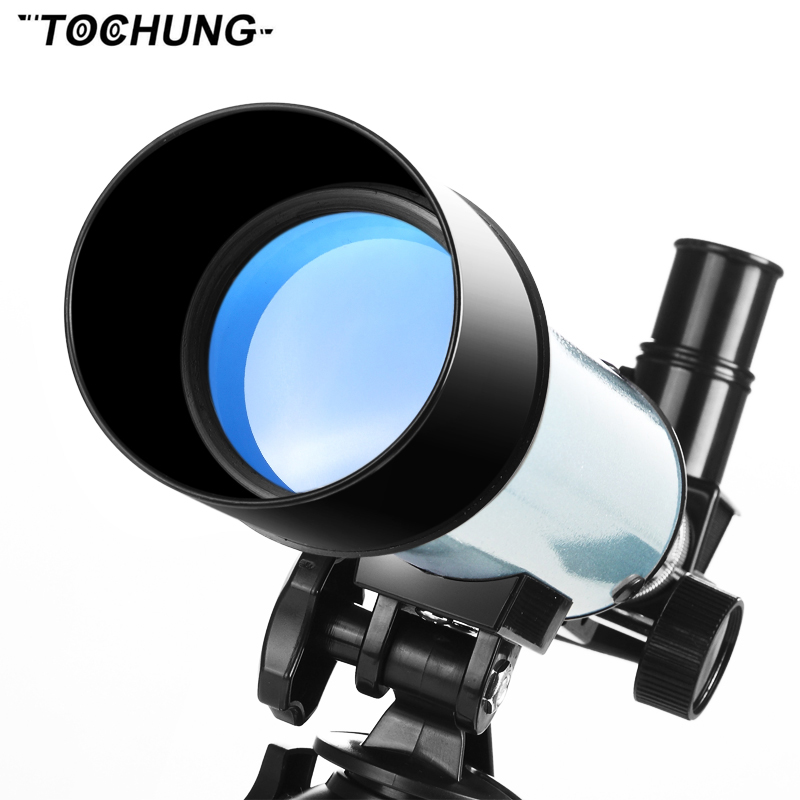 TOCHUNG F36050M Monocular Professional Space Astronomic Telescope with Tripod Adjustable Lever Outdoor Monocular Barlow Lens цена