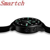 תצוגת שעון חכם 1.39 inch החדש X200 אנדרואיד 5.1 OS MTK6580 SmartWatch טלפון תמיכת 3 גרם wifi nano SIM WCDMA whatsapp M-בשעונים חכמים מתוך מוצרי אלקטרוניקה לצרכנים באתר