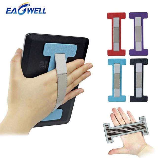 Phổ Tablet Handed Grip Strap Chủ Chống Trượt Ngón Tay Sling Nhạc Strap Chủ Đứng Sticker cho 6-10.5 inch Tablet PC