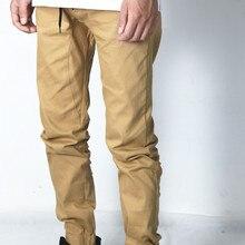 Повседневные мешковатые военные свободные брюки-Карго карманы стиль сафари хип-хоп брюки высокие уличные джоггеры брюки уличная