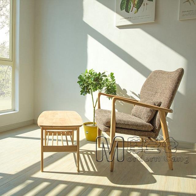 arne vodder klassieke scandinavisch design stoel wit eiken, Deco ideeën
