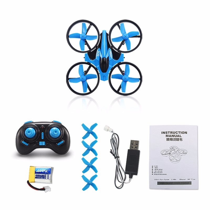 Mode RC Quadrocopter Key 1