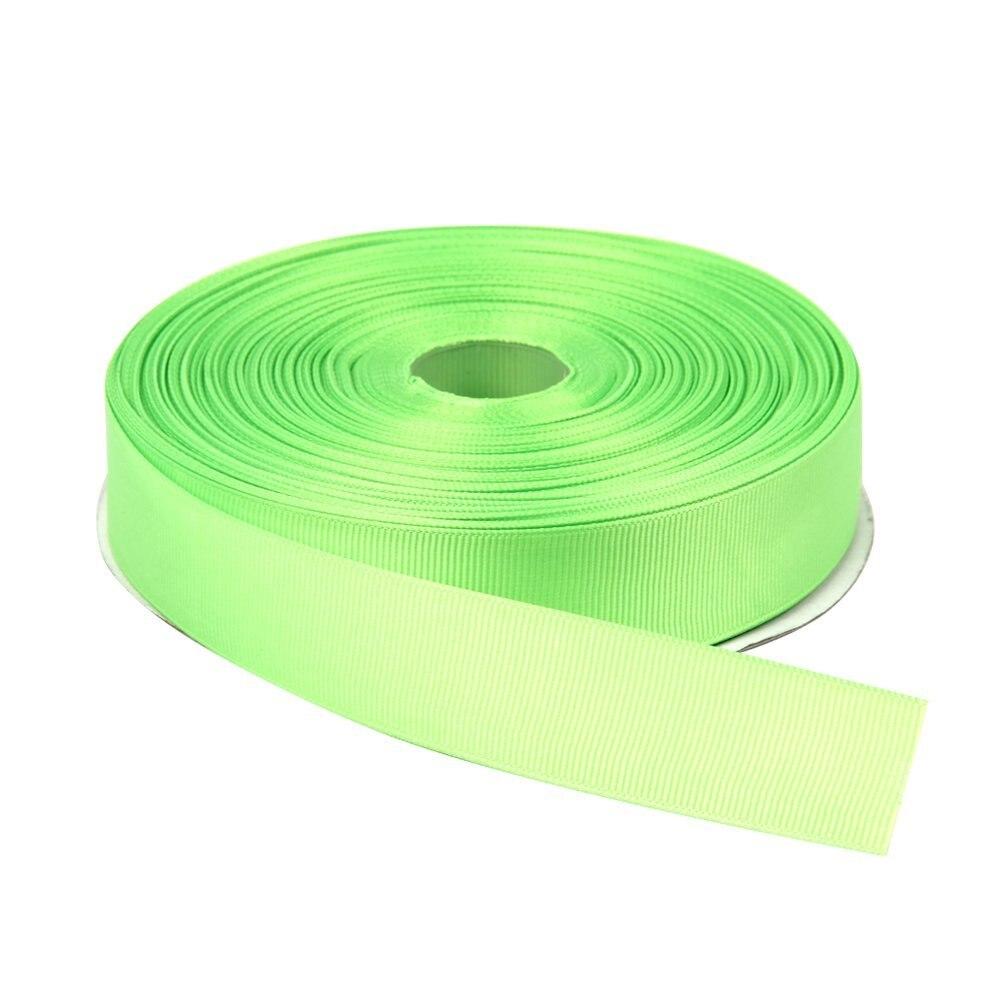 Zerzeemooy 100 Двор/rolls 1/4 «3/8» 5/8 «3/4» 1 «6 мм 10 мм 15 мм 20 мм 25 мм 100% полиэстер Зеленый корсажная лента кружева