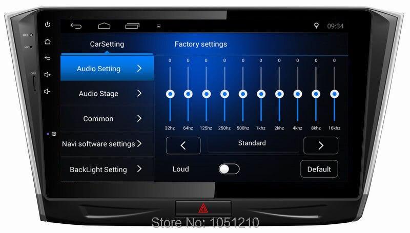 Ouchuangbo медиаплеера Windows Стерео GPS для VW Passat 2015 2016 поддержки Quad Core 1024*600 3G WI-FI Android 6.0