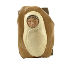 Catholic resin crafts Christian Jesus birth manger group religious ornaments baby jesus kids
